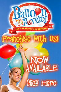 Own a Balloon n Novelty Franchise