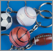 sport ball key chains